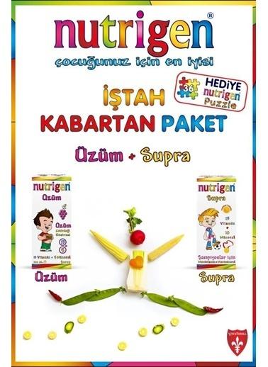 Nutrigen Nutrigen İştah Kabartan Paket (Üzüm + Supra) Puzzle Hediyeli Renksiz